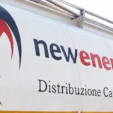 Cisterna Carburante marchio New Energy