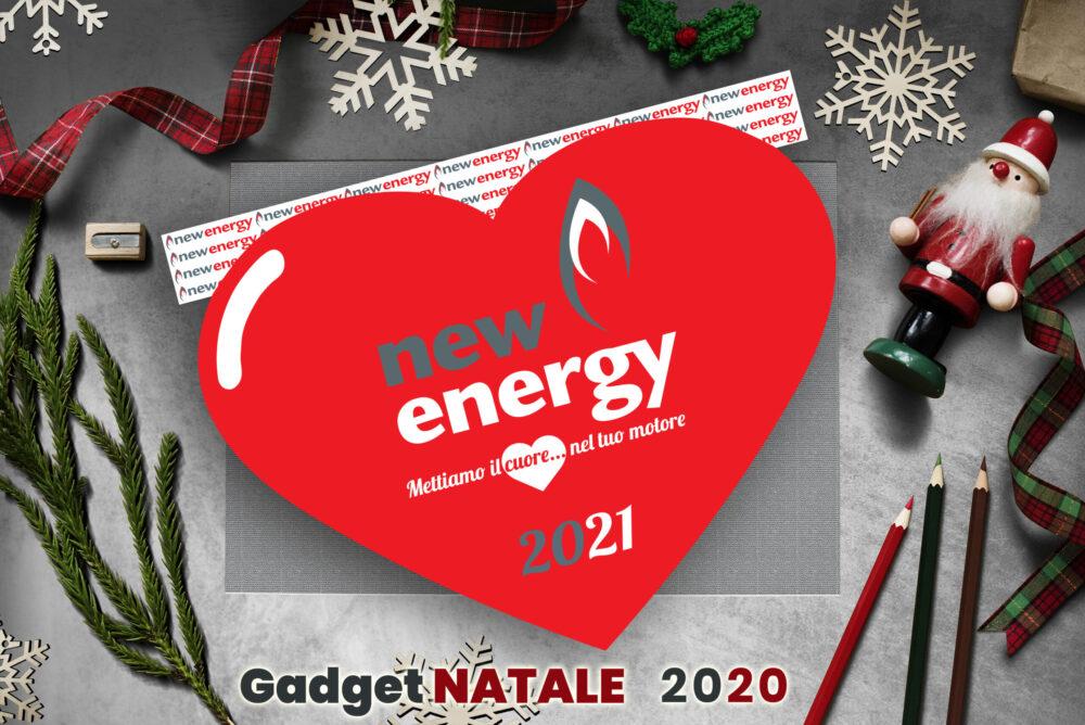 Calendario New energy: Gadget natale 2020
