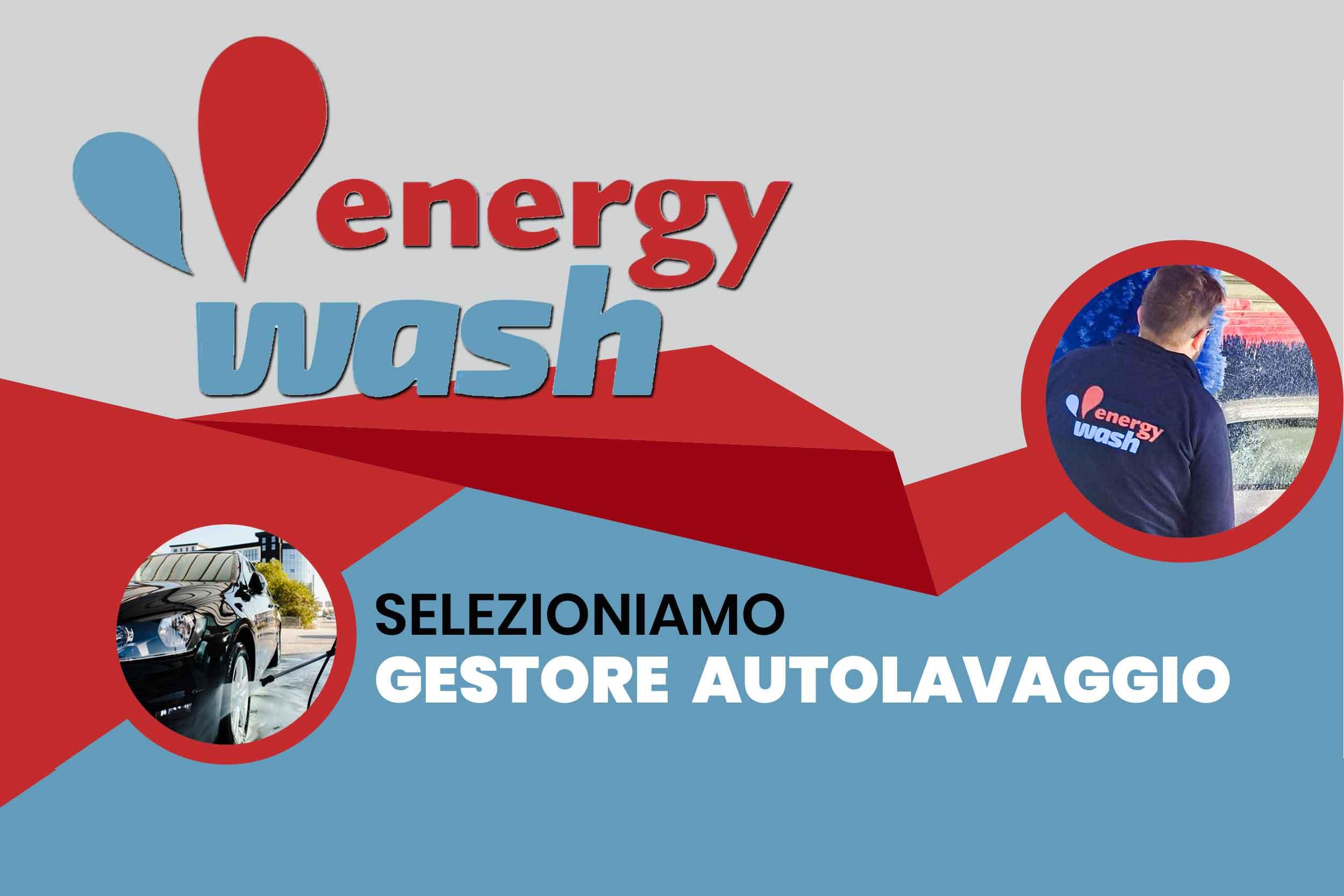 Candidatura Gestore Energy Wash